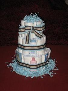 ... Personal Ads > Diaper Cakes, Diaper Wreaths and More Baby Shower Gifts