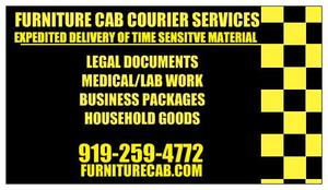 Raleigh-courier-service